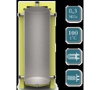 Отопительный аккумуляторный бак ЕА 1500л - с изоляцией 100 мм