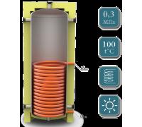 Отопительный аккумуляторный бак ЕА-01-1000-2/90- с изоляцией 100