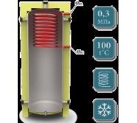 Отопительный аккумуляторный бак EAI-10-1000-X/Y- с изоляцией 100 мм