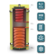 Отопительный аккумуляторный бак EAI-11-1000-X/Y- с изоляцией Kuydych
