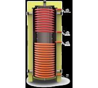 Отопительный аккумуляторный бак ЕАВ-11 750/85л - с изоляцией