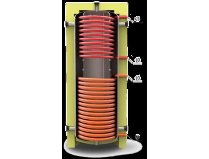 Отопительный аккумуляторный бак ЕАВ-11 750/85л - с изоляцией Kuydych