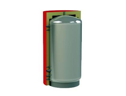 Отопительный аккумуляторный бак ЕАМ-00-350, без изоляции Kuydych