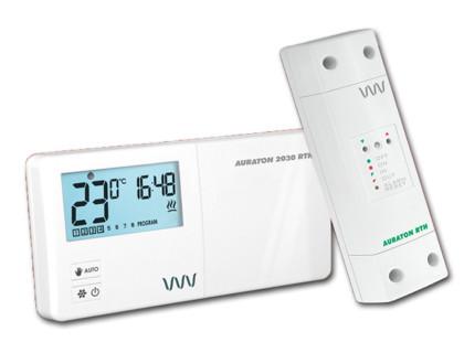 Auraton-2030 RTH недельный беспроводной термостат