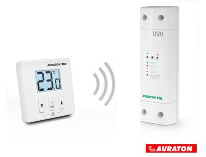 Термостат беспроводной Auraton-200 RTH