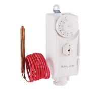 Термостат накладной Salus AT10F с капиляром