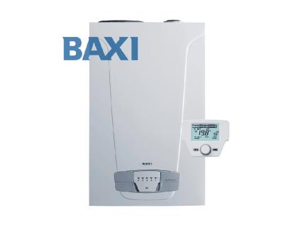 Газовый конденсационный котел Nuvola Platinum+24GA Baxi
