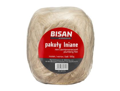 Лен паковочный 100 гр моток Bisan
