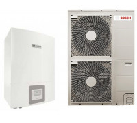 Тепловий насос повітря-вода Bosch Compress 3000 AWES 15