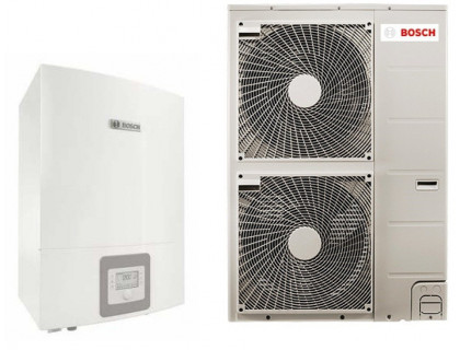 Тепловой насос воздух-вода Bosch Compress 3000 AWES 15 Bosch
