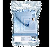 Соль для регенерации и дезинфекции  Sanitabs, 8 кг