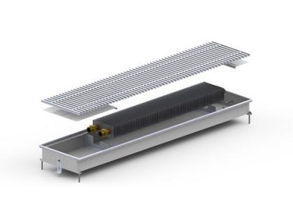 Конвектор внутрипольный M-(Inox) 230/2900/65 Carrera