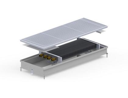 Конвектор внутрипольный S2-(Inox) 380/3500/90 Carrera