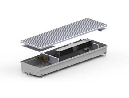 Конвектор внутрипольный SV-(Hydro) 300/2750/90 + вентилятор Carrera