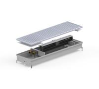 Конвектор внутрипольный CV-(Inox) 300/2250/90 + вентилятор