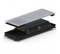 Конвектор внутрипольный CV2(Black) 380/8200/ 90 + вентилятор, радиус