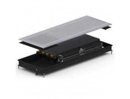 Конвектор внутрипольный SV2 (Black) 380/2250/90 + вентилятор Carrera