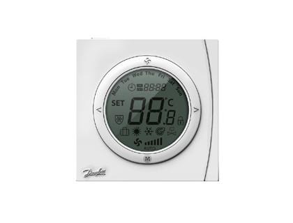 Программируемый электронный комнатный термостат GreenCon DANFOSS