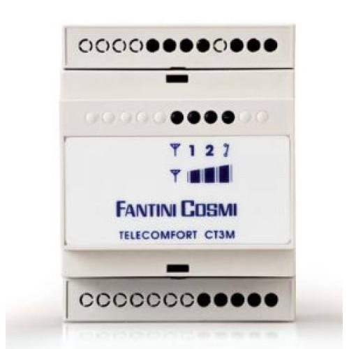 Gsm ct3 fantini cosmi for Cronotermostato ch140 gsm fantini cosmi