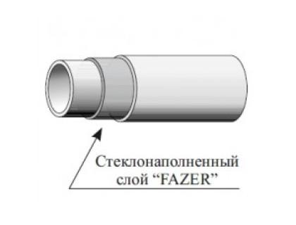 Труба Fazer PN20 25mm  Gallaplast