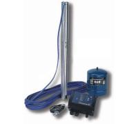 Глубинный насос SQE5-70+кабель 40м+пакет постоянного давления