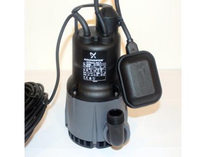 Погружной дренажный насос Grundfos KP Basic 300 A