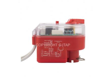 Электропривод для зонных шаровых кранов Itap