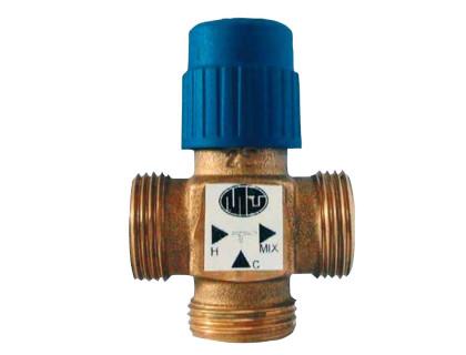 TWR-RAW 20E Термостатический смесительный клапан Dn20 MUT