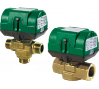 VMR 20E SPDT CR M1S Переключающий трехходовой клапан Dn 20