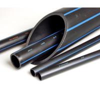 Труба ПЕ-100 для воды SDR21 PN8 D= 75 х 3,6 мм