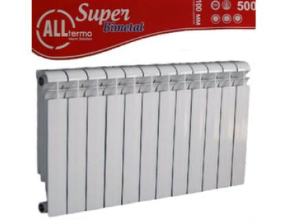 Alltermo Super Bimetal  500/100 биметаллический радиатор