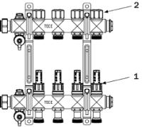 Стяжной штифт для стопора зубчатого колеса инструмента ТМ ТЕСЕ