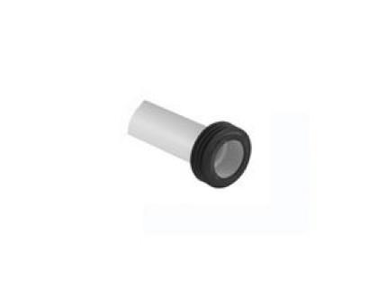 Патрубок с резиновой манжетой для подсоединения унитаза TECE