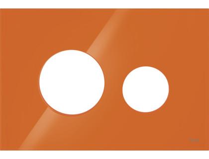 Лицьові панелі TECEloop modular, скло, Помаранчевий TECE
