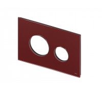 Лицевые панели TECEloop modular, стекло, оранжевый