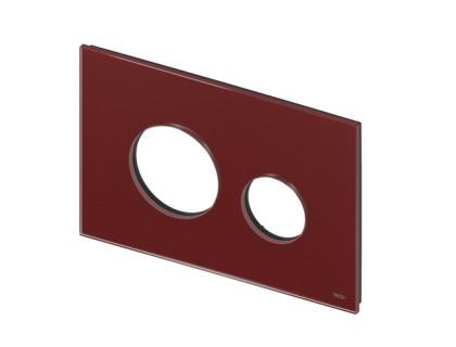 Лицевые панели TECEloop modular, стекло, кофейный TECE