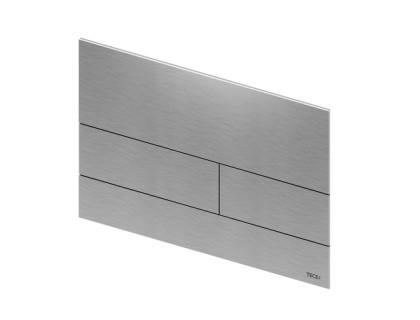 TECEsquare Urinal, панель смыва для писсуара металлическая, белая TECE