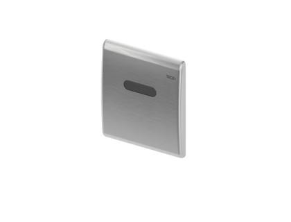 TECEplanus Urinal 6 В, панель смыва с инфракрасным датчиком для писсуара, хром глянцевый TECE