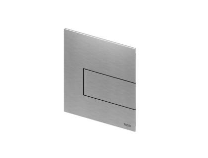 TECEsquare Urinal, панель смыва для писсуара металлическая, нержавеющая сталь, сатин TECE