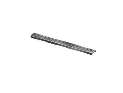 Решетка LINES для дренажного канала TECEdrainline 800 мм, полированная TECE