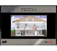 Термостат комнатный проводной ST-280 со связью RS