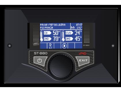 Контроллер для твердотопливного котла ST-880 TECH