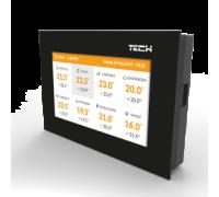 Беспроводная панель управления для рейки TECH L-8 (скрытый монтаж)