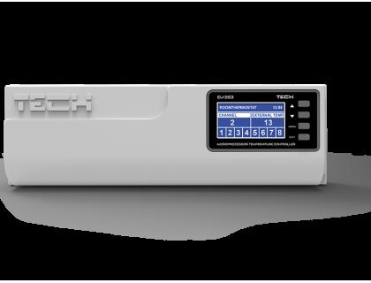 Контроллер термостатических клапанов проводной  L-7 (ST-263) TECH