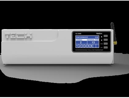 Контроллер термостатических клапанов проводной  L-6 (ST-266) TECH