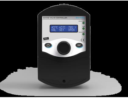 Контроллер смесительного клапана погодозависимый ST-430 TECH