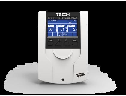 Контроллер смесительного клапана погодозависимый ST-431N TECH