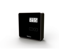 Термостат комнатный беспроводной R-8b черный