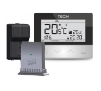 Термостат комнатный беспроводной ST-292 v2 белый