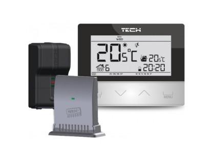 Термостат комнатный проводной ST-292 v3 черный TECH